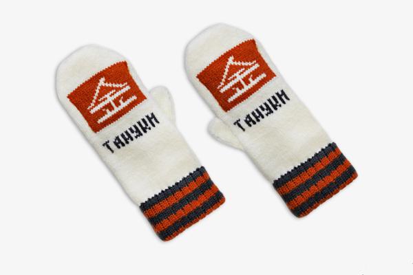Варежки Тануки